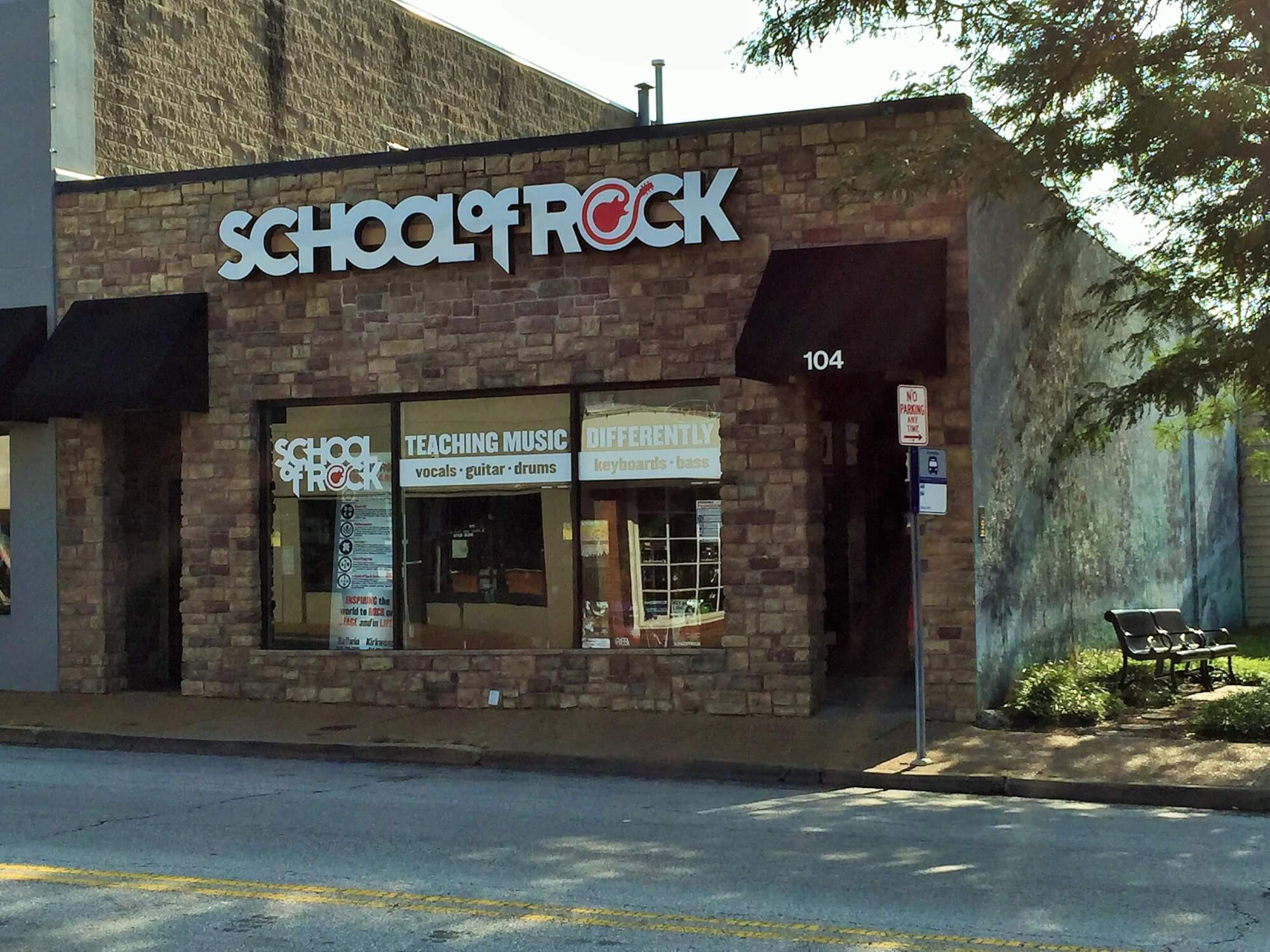 School of Rock Kirkwood.