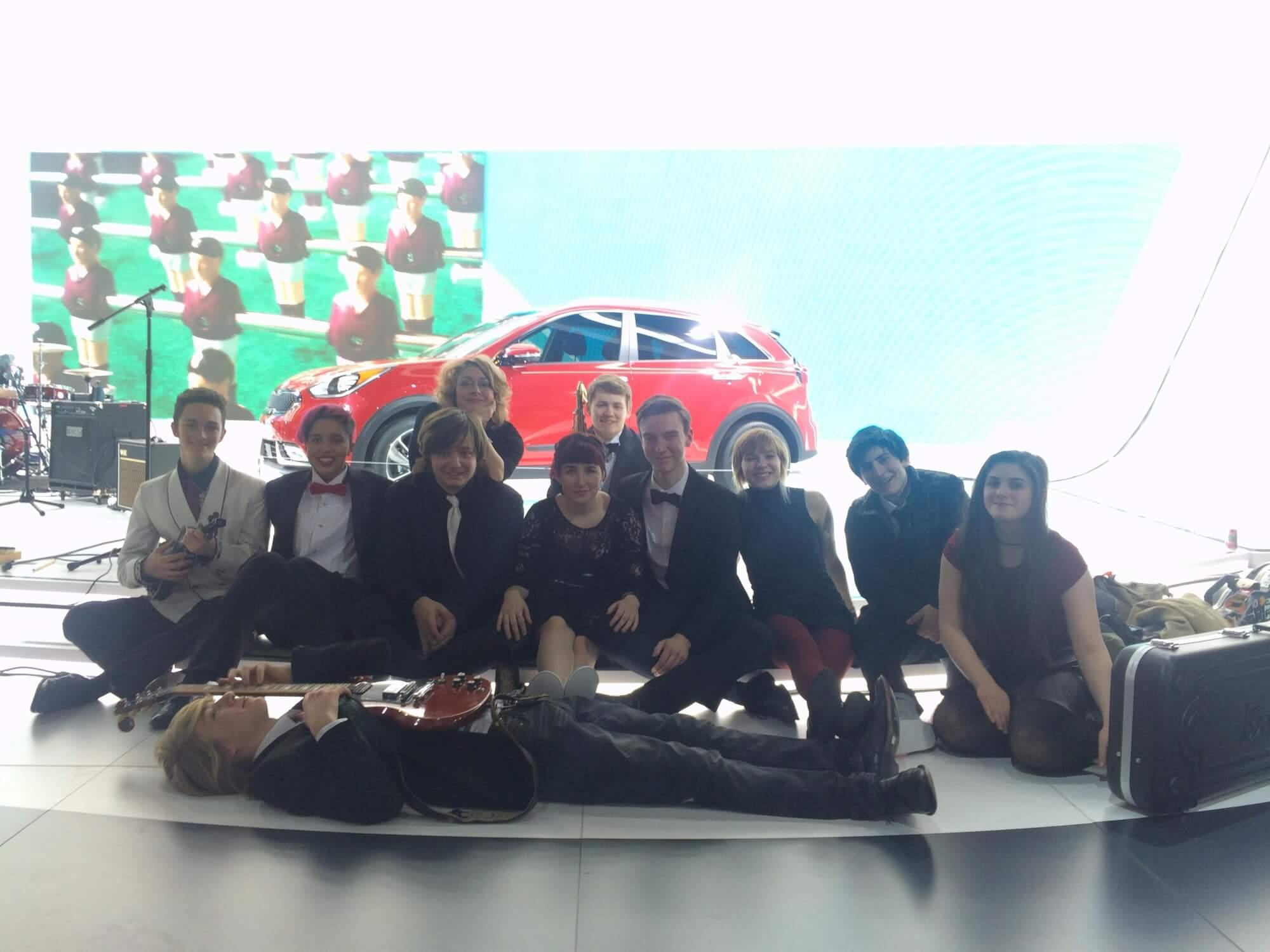 Chicago Auto Show - Kia