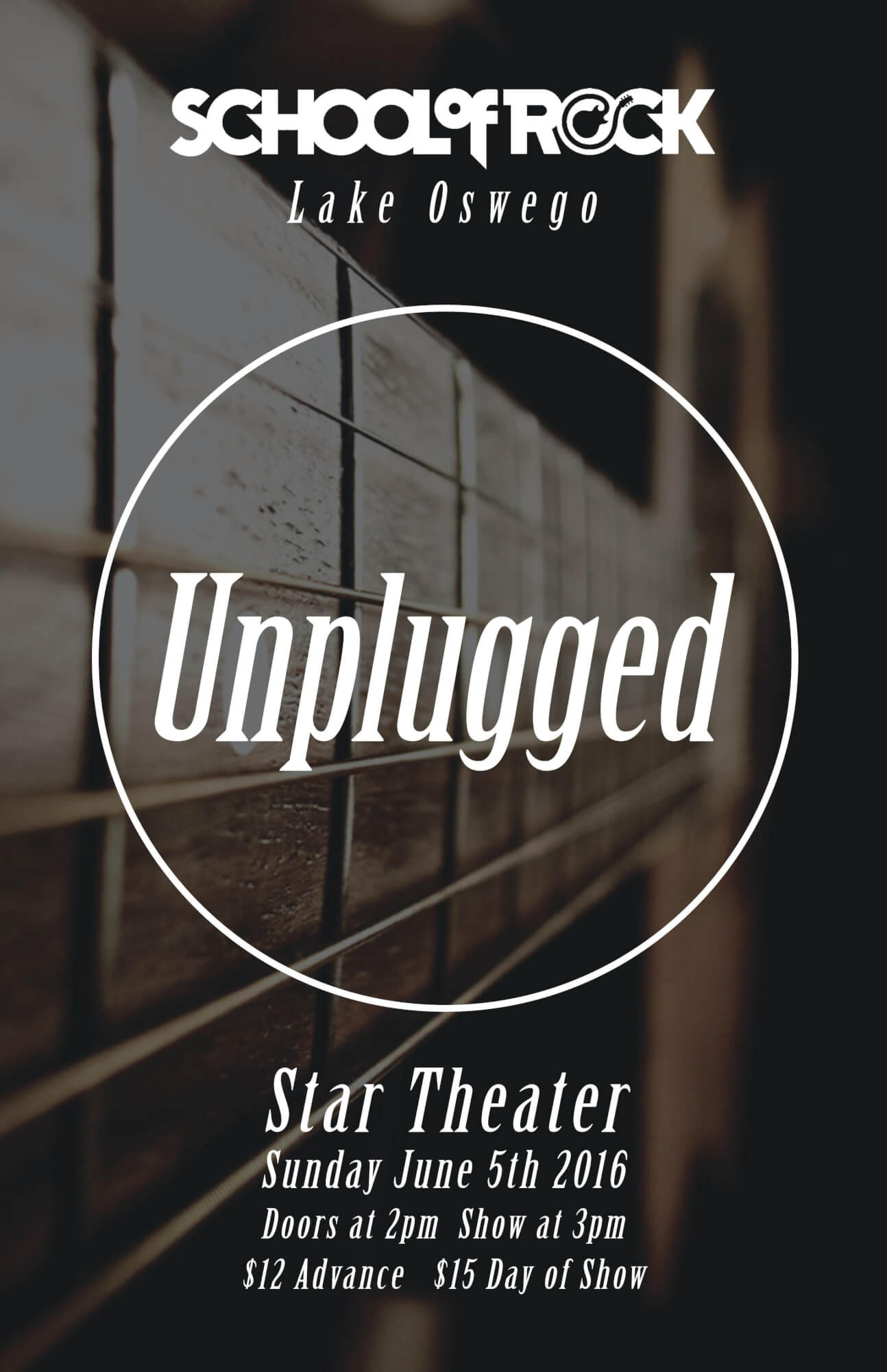 Unplugged!!