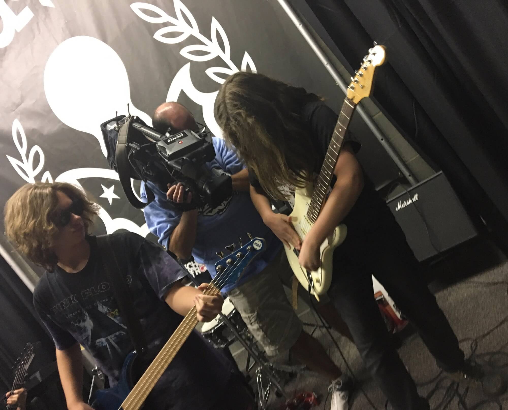 CTV Calgary showing the world about School of Rock Calgary South