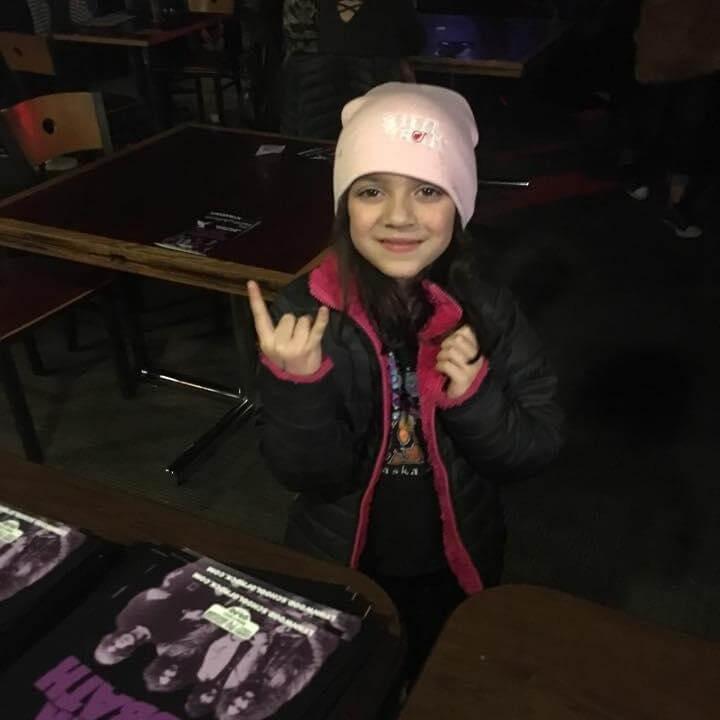 Rockers come out for Black Sabbath!