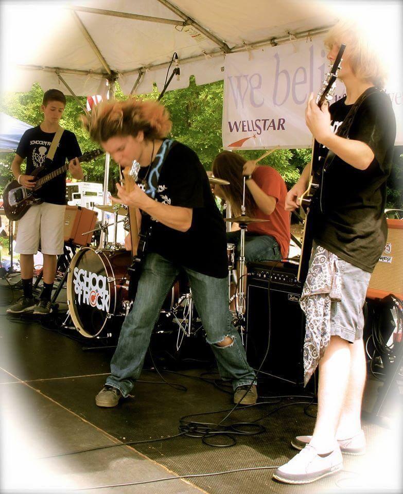 Nost Fest at Kol Emeth,  August 24,  2014