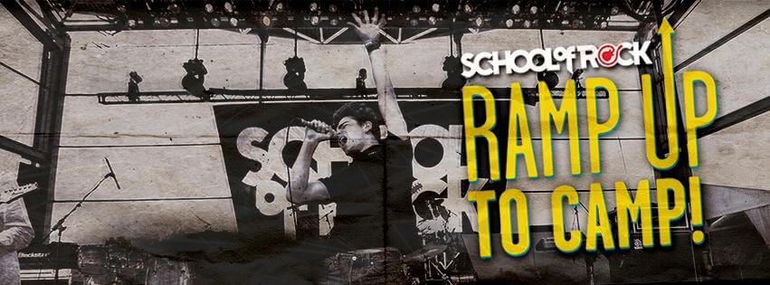 Stay cool this summer! Enroll in School of Rock camps!