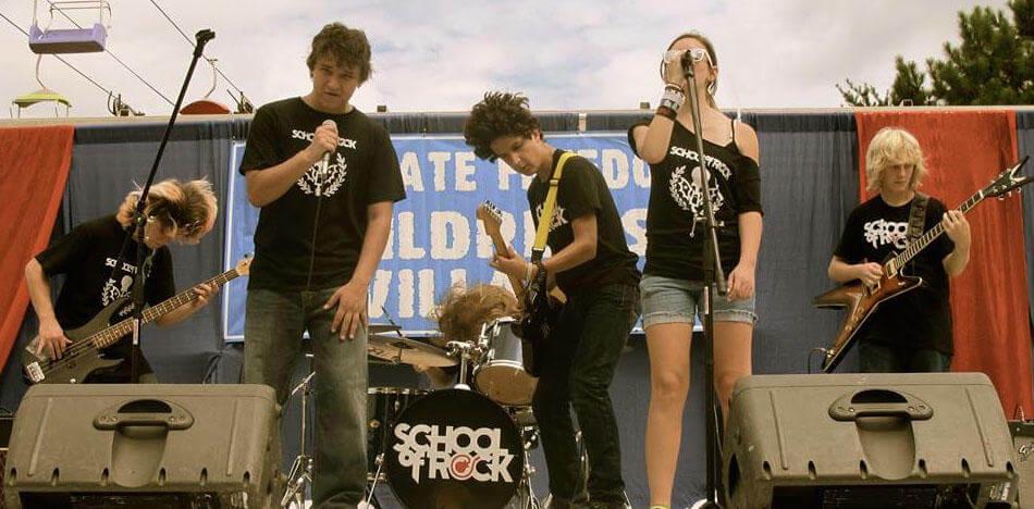 Fundraising Concert at Jim R. Miller Park, August 23, 2014