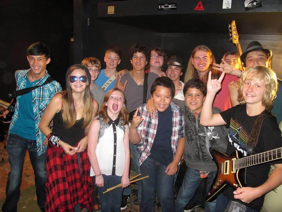 Performance students