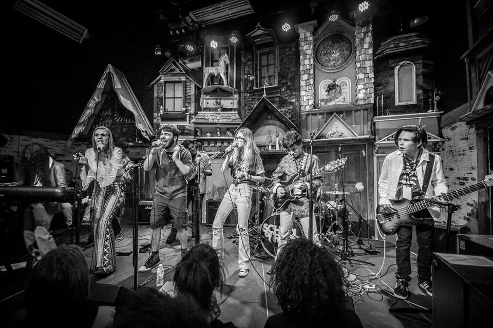 Led Zeppelin Show, Winter 2017 at Meow Wolf.