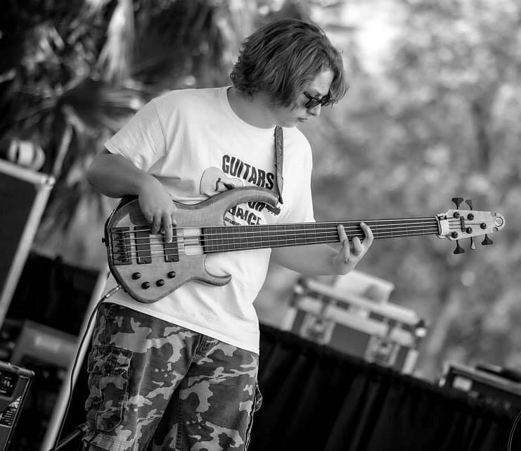 It's all about the bass.