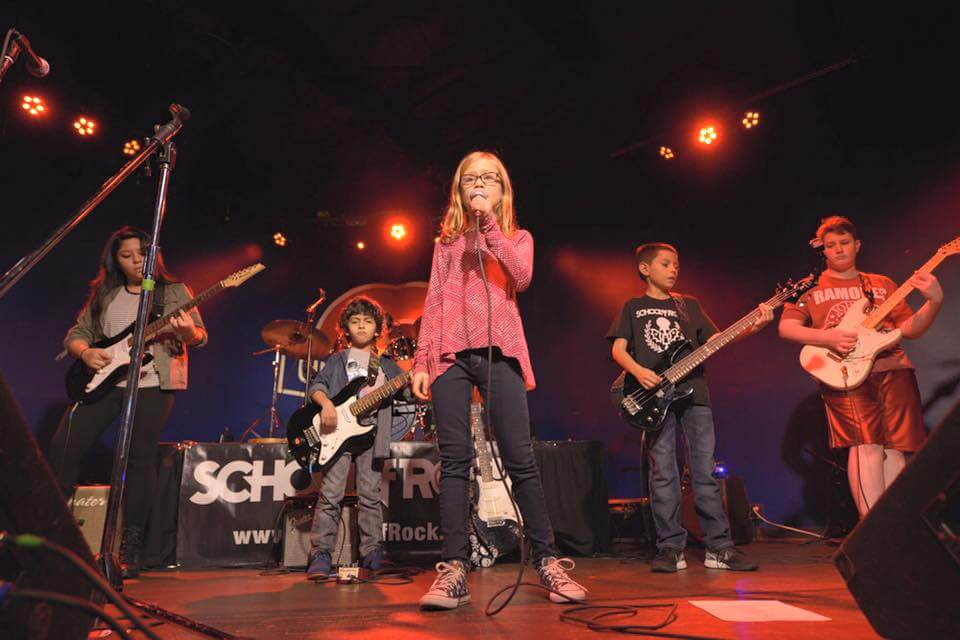 Live Performances at Local Venues.
