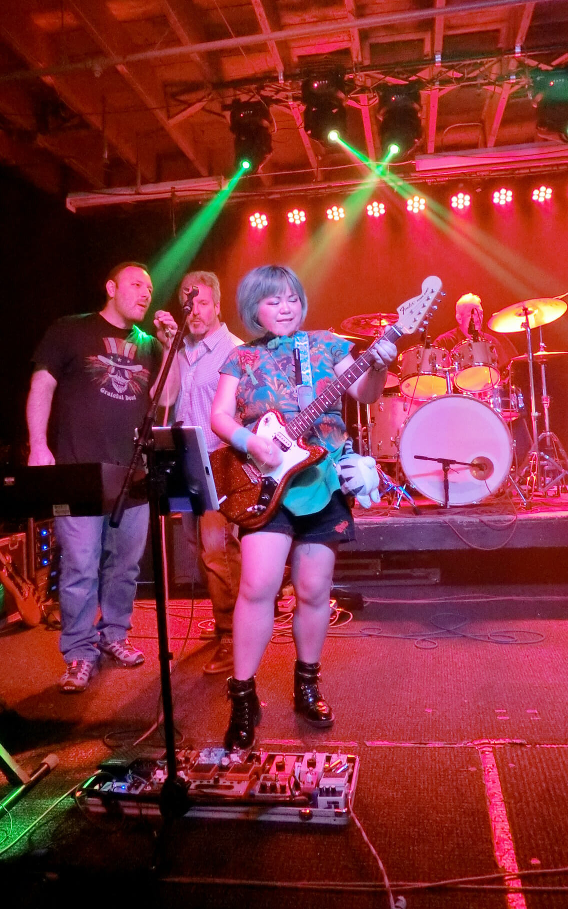 School of Rock Kirkwood Adult Band Live.