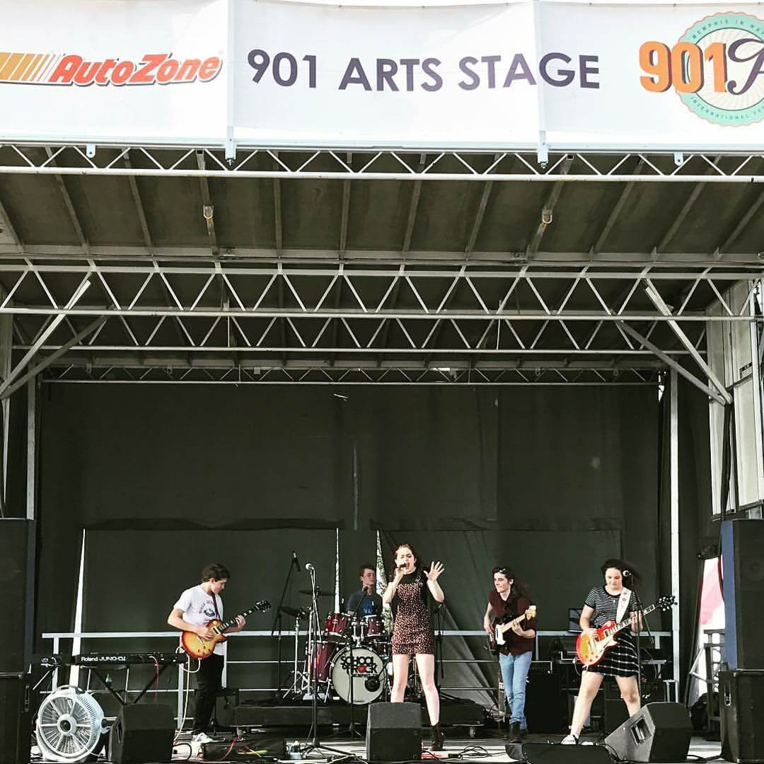 901Fest with House Band.