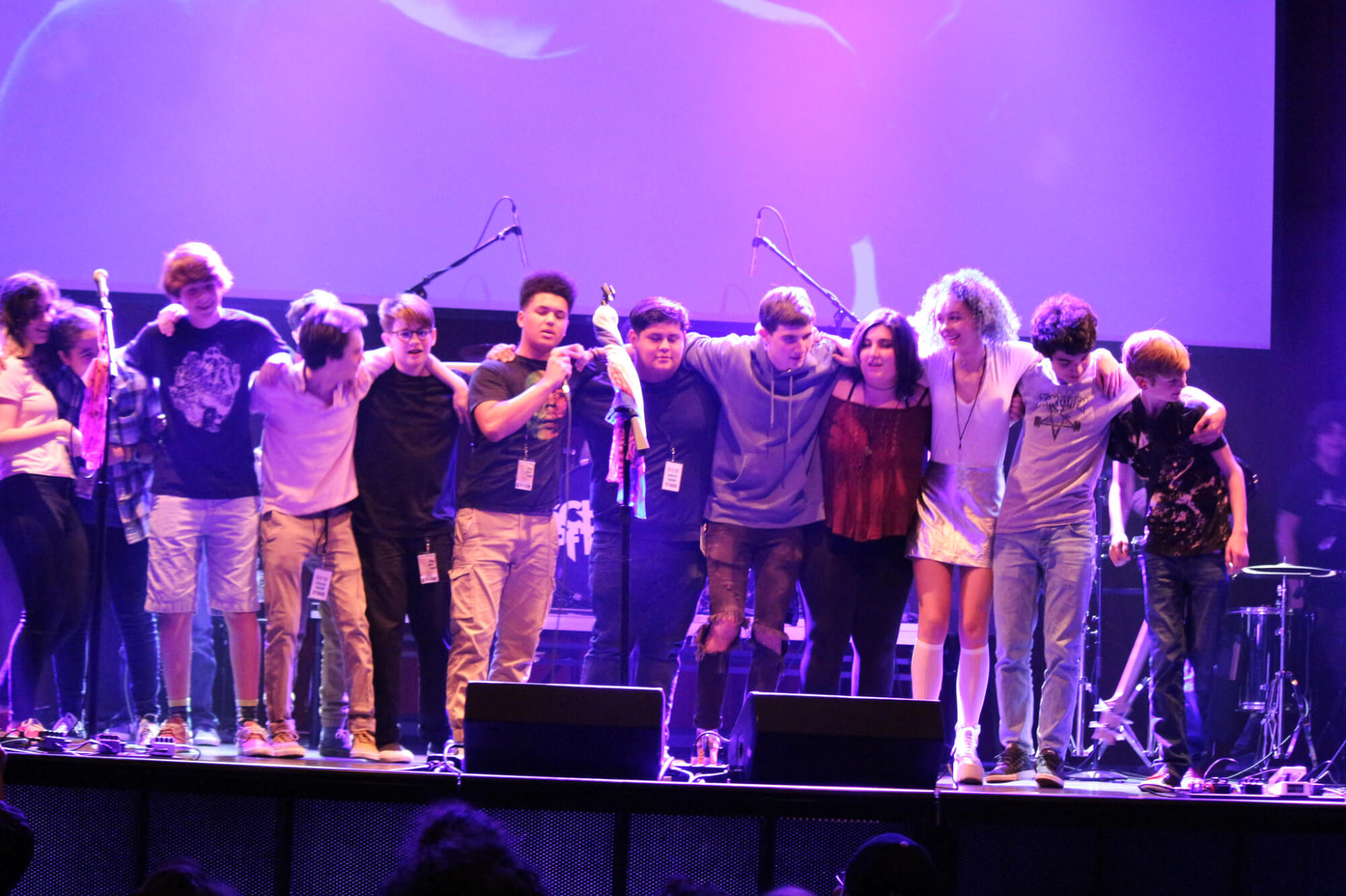 Finale from our shows at The Fillmore Silver Spring.