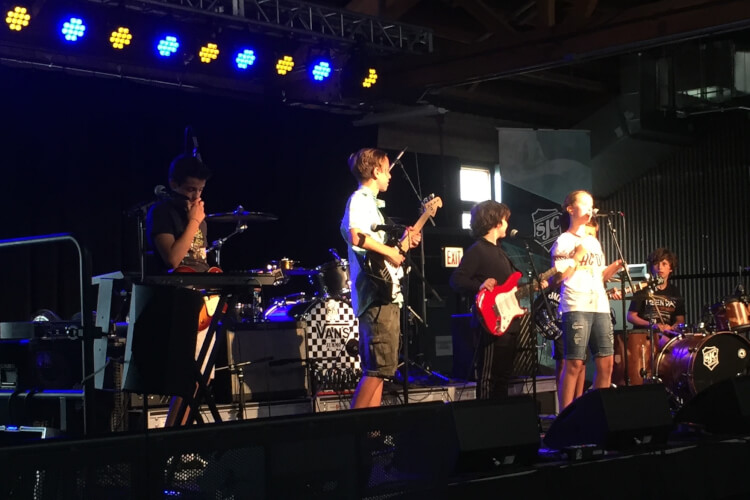 House of Vans with RJC Drums and SOR Chicago West House Band