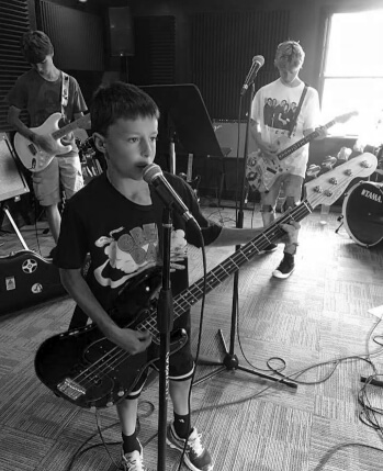 Spring music camps at School of Rock