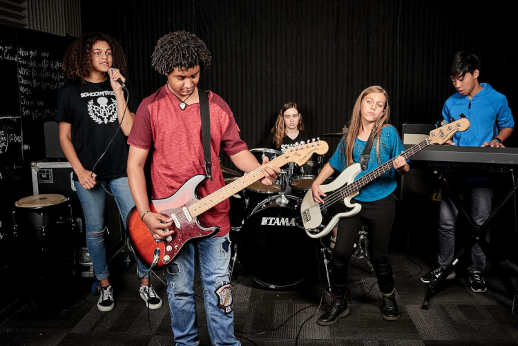 School Of Rock Performance Program Ages 8 18
