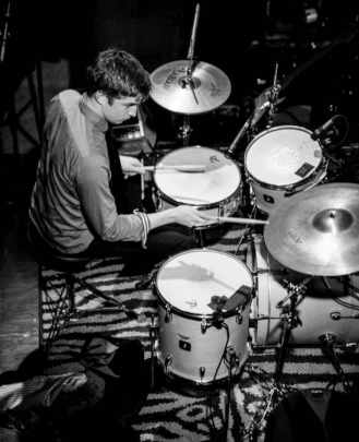 Conor Fortune drum teacher