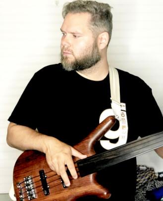 Guitar Teacher, Drum Teacher, Bass Guitar Teacher