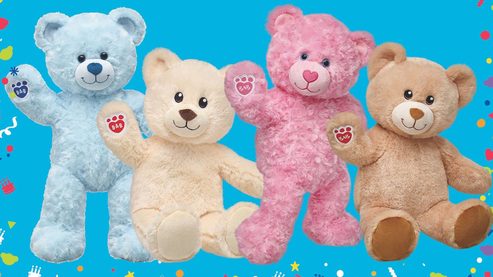 Background image for Bonus Club, the loyalty program of Build-A-Bear.