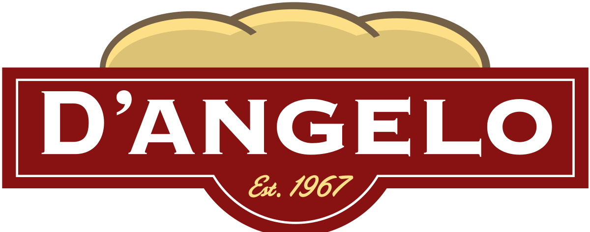 Logo for D'Angelo Rewards, the loyalty program of D'Angelo.