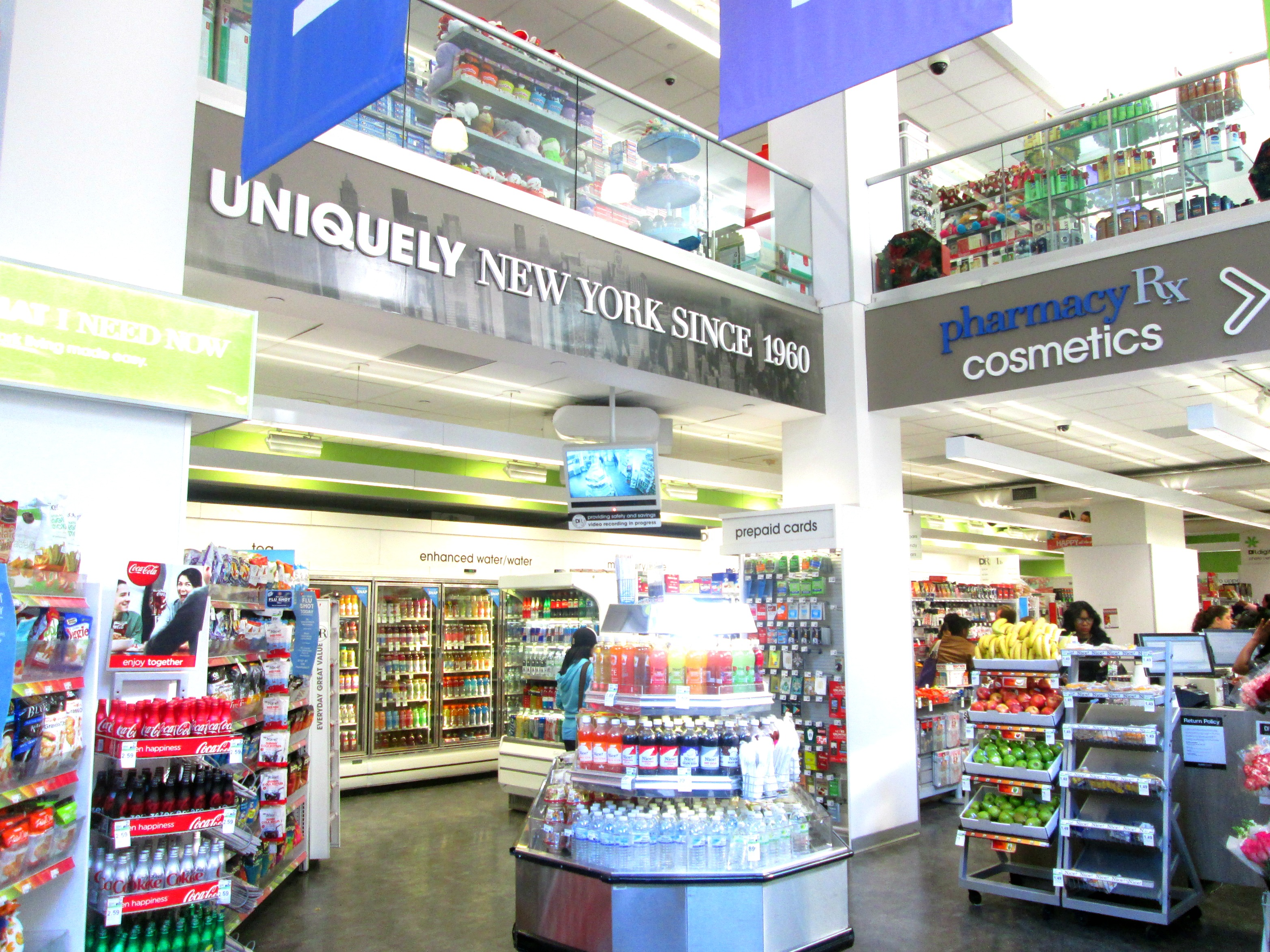 Background image for myWalgreens, the loyalty program of Duane Reade.