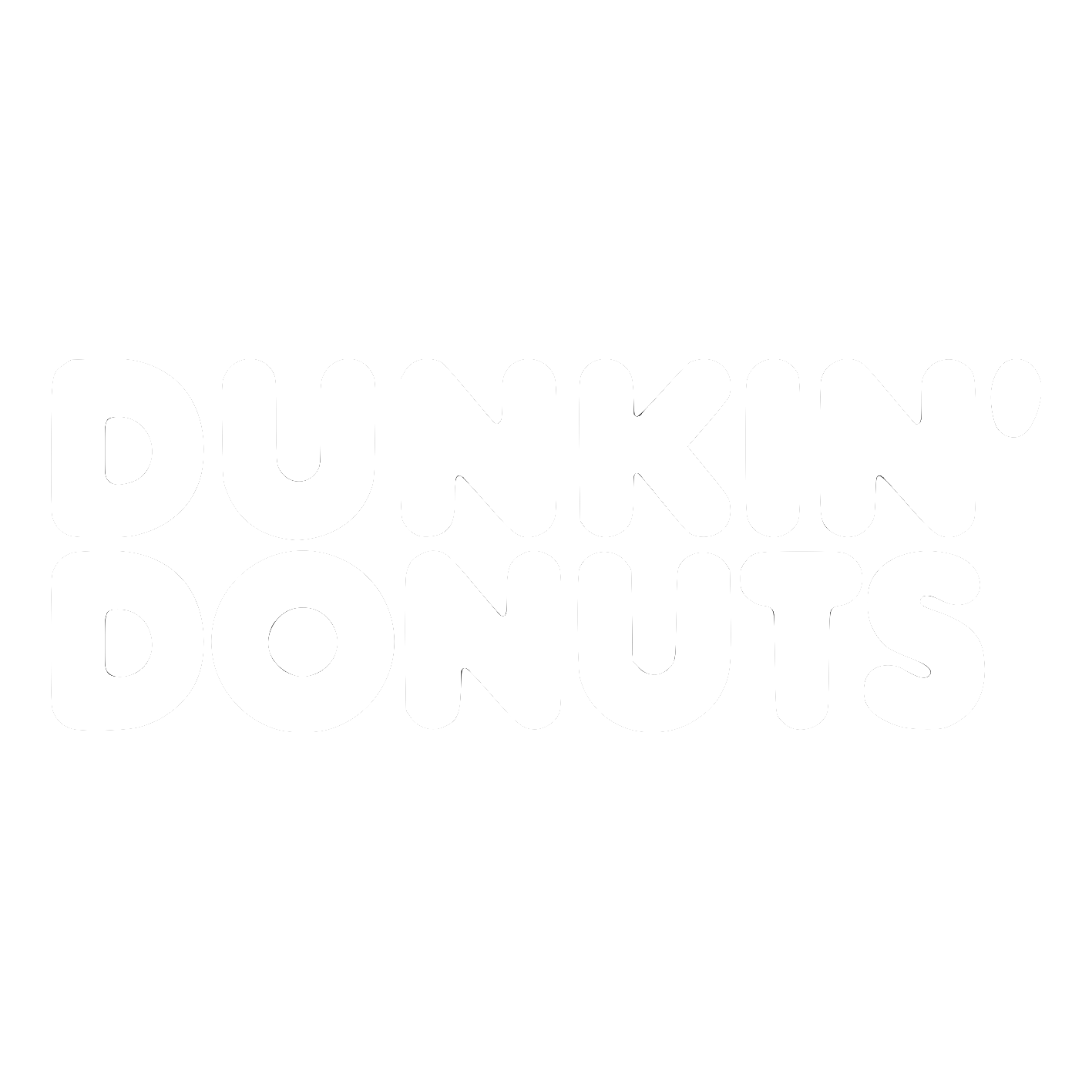 Logo for DD Perks, the loyalty program of Dunkin Donuts.