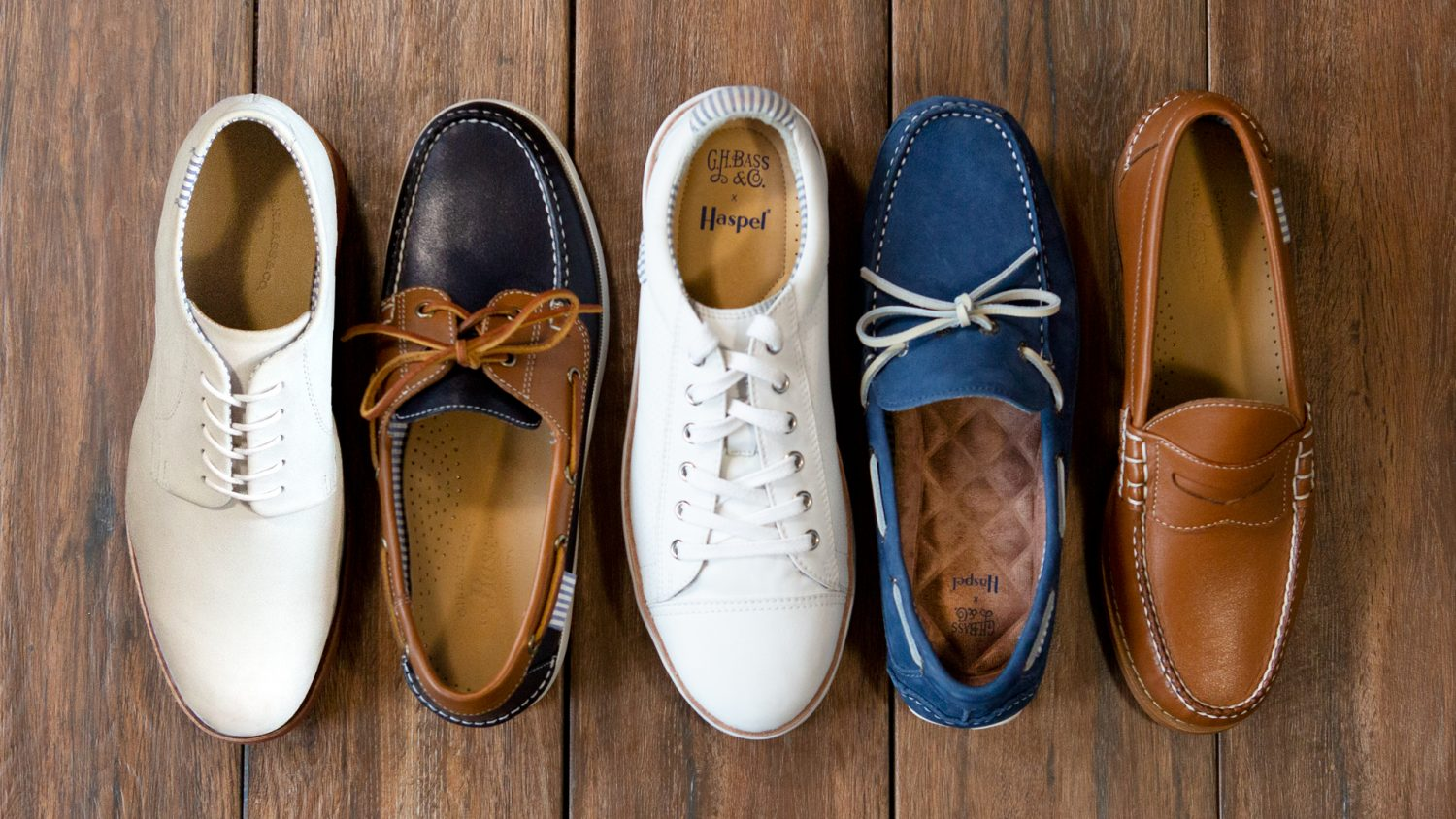 Background image for Bass Rewards, the loyalty program of G.H. Bass & Co..