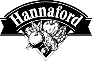 Logo for My Hannaford Rewards, the loyalty program of Hannaford.