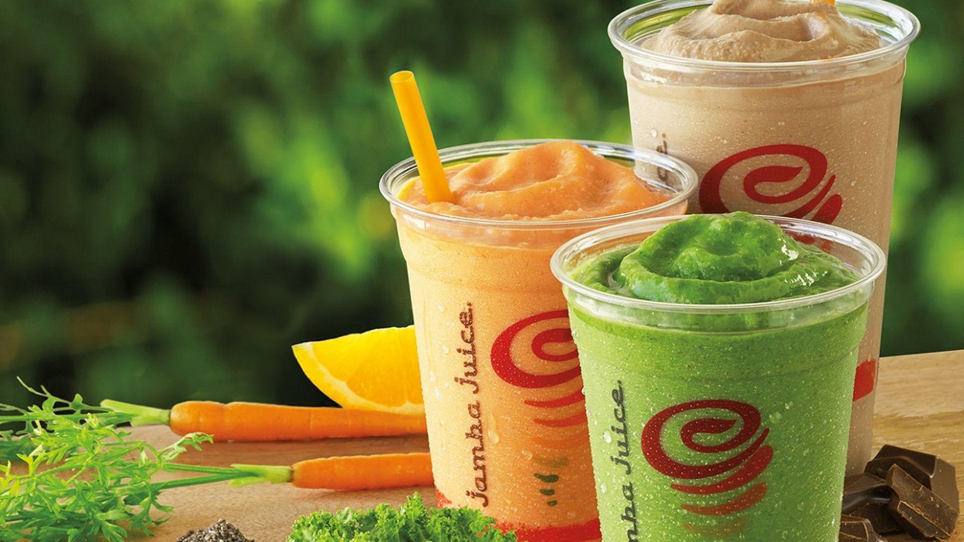 Background image for My Jamba Rewards, the loyalty program of Jamba Juice.