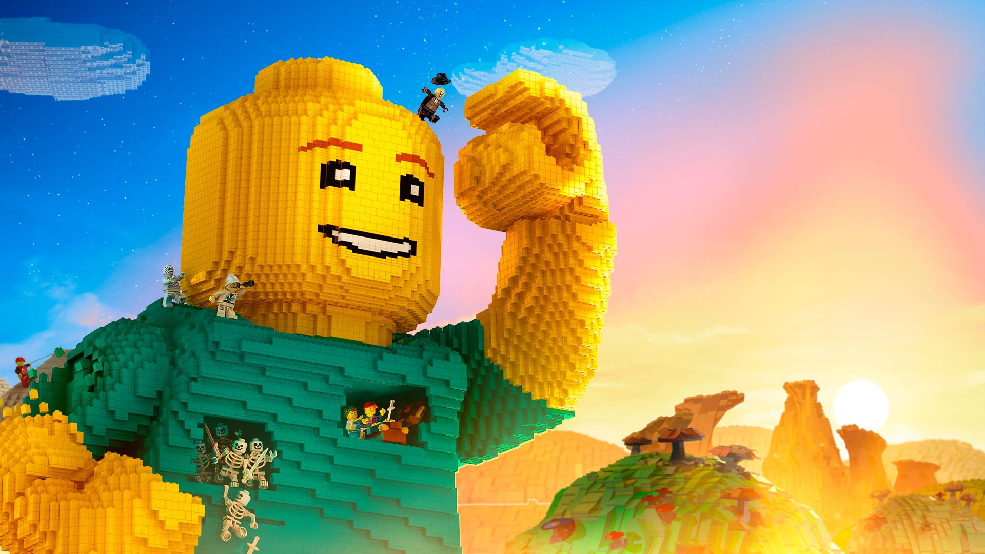 Background image for VIP, the loyalty program of Lego.