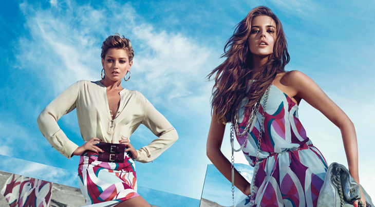 Background image for Guess List, the loyalty program of Marciano.