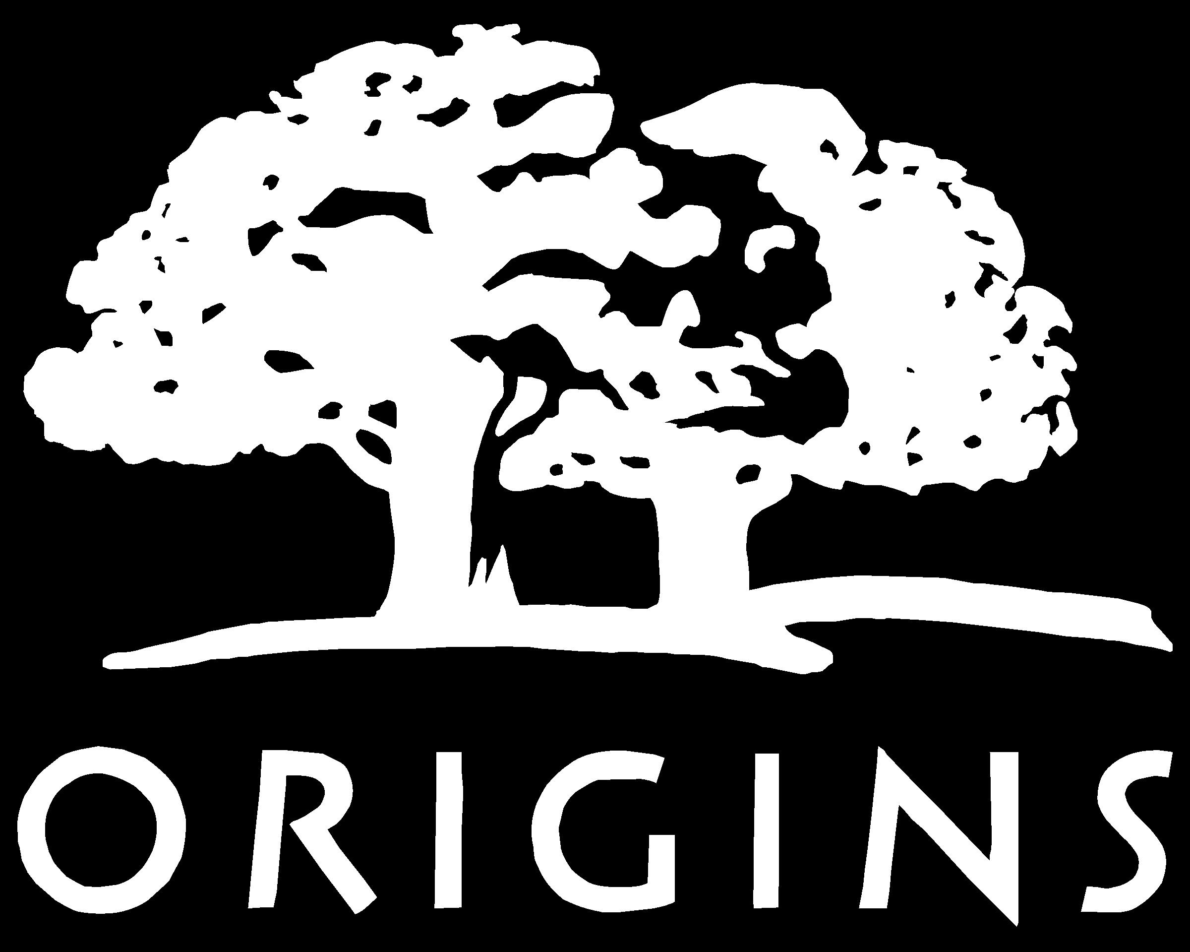 Logo for Origins Rewards, the loyalty program of Origins.