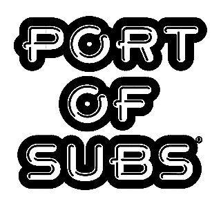 Logo for Eat & Earn Rewards, the loyalty program of Port of Subs.