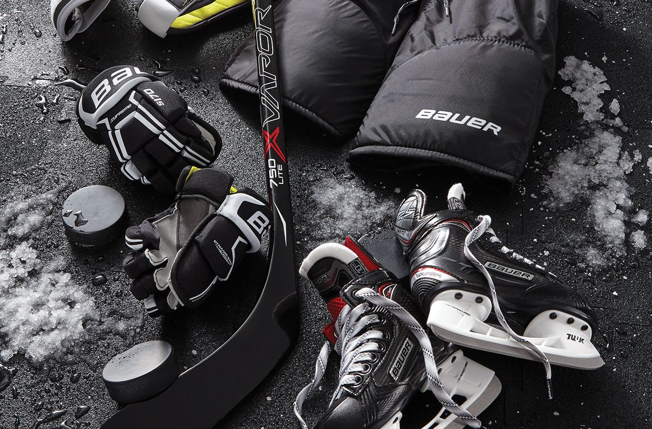 Background image for Pure Rewards, the loyalty program of Pure Hockey.