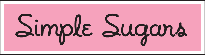 Logo for Super Smooth Club, the loyalty program of Simple Sugars.