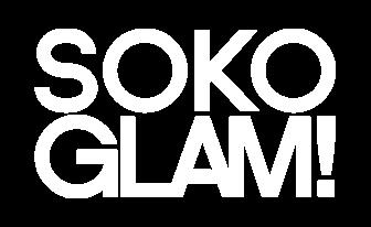 Logo for Soko Rewards, the loyalty program of Soko Glam.