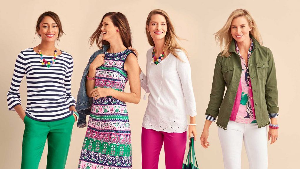 Background image for Classic Awards, the loyalty program of Talbots.