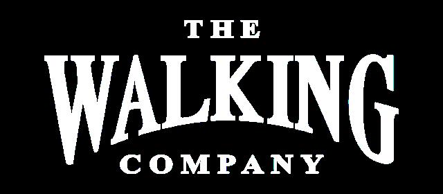 Logo for The Walking Company Rewards, the loyalty program of The Walking Company.