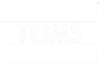 Logo for Passport Rewards, the loyalty program of Toms Shoes.