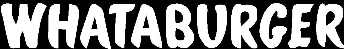 Logo for MyWhataburger, the loyalty program of Whataburger.