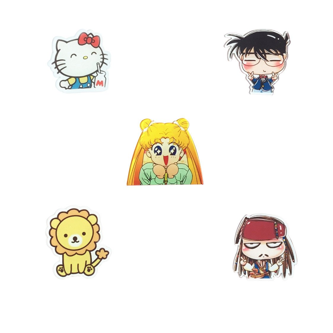 Cute Characters Patch