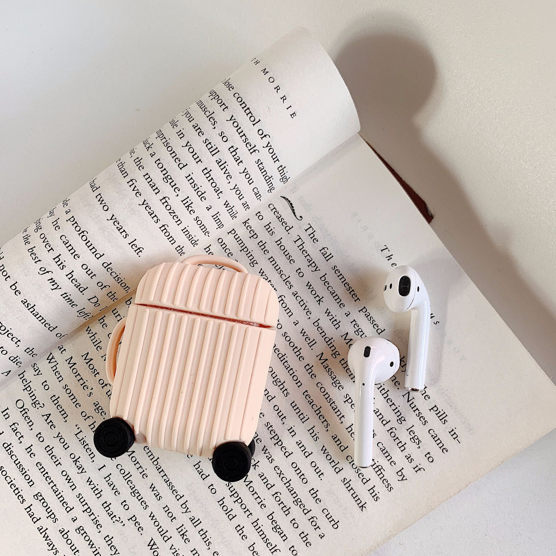 Luggage AirPods Case
