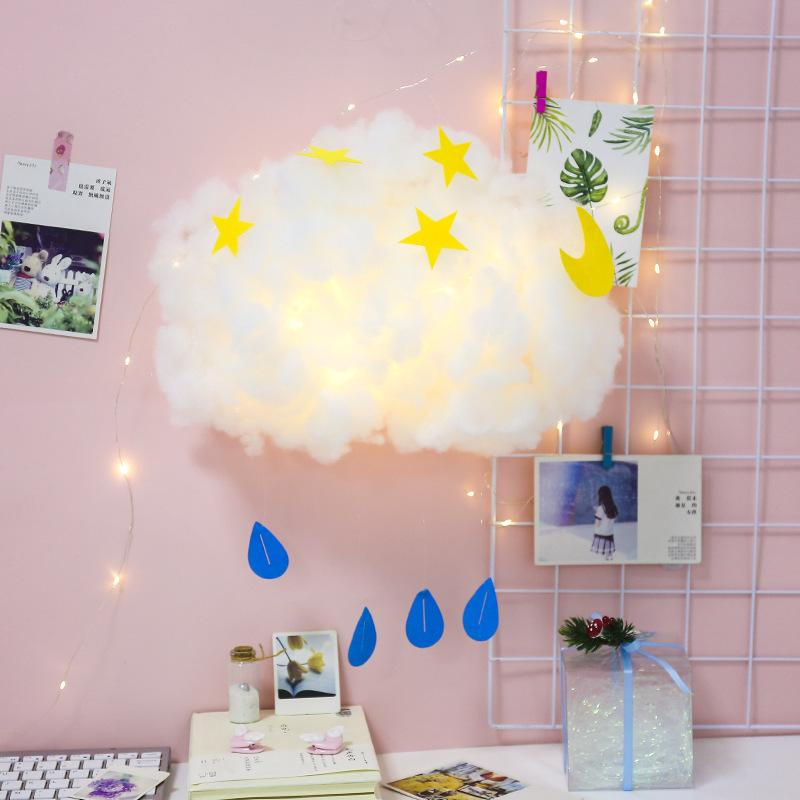 Cloud on Starry Night Lamp