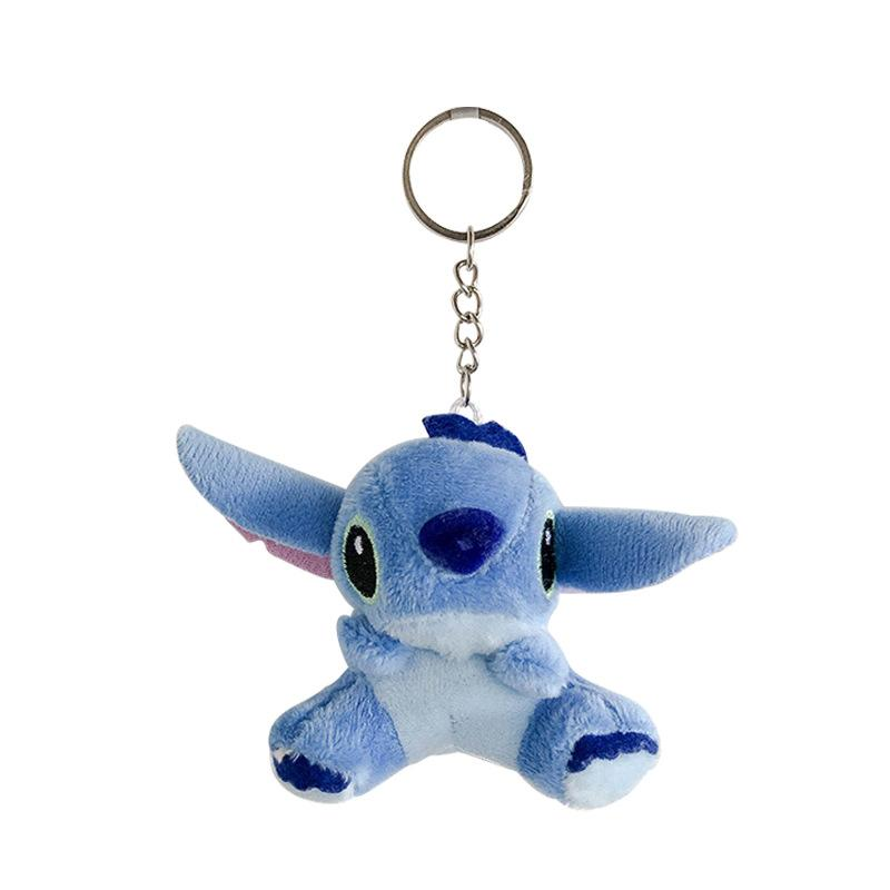Plush Stitch Keychain