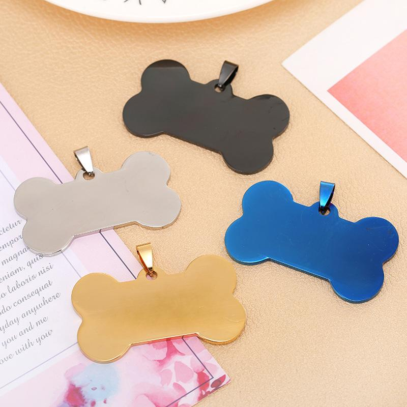 Classic Bone Shaped Dog Tag
