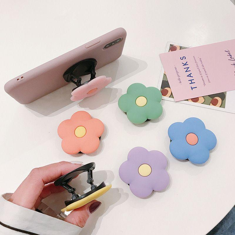 Flower Phone Grip Stand