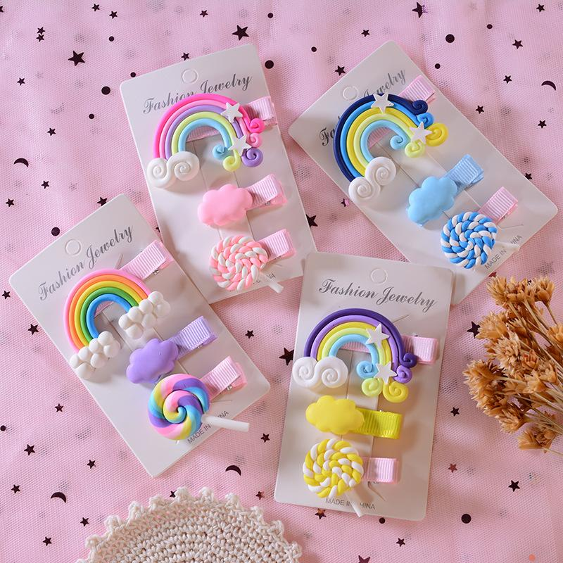Iris Dreamy Children's Hair Clip Set