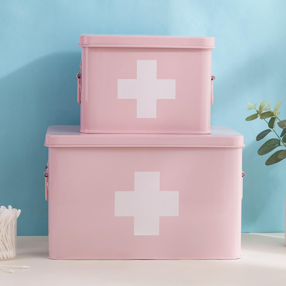 Small and Extra Large Household Medicine Box