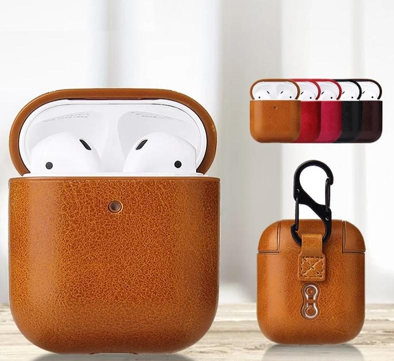 Leather AirPods Cases
