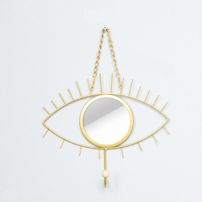 Evil Eye Hanging Mirror