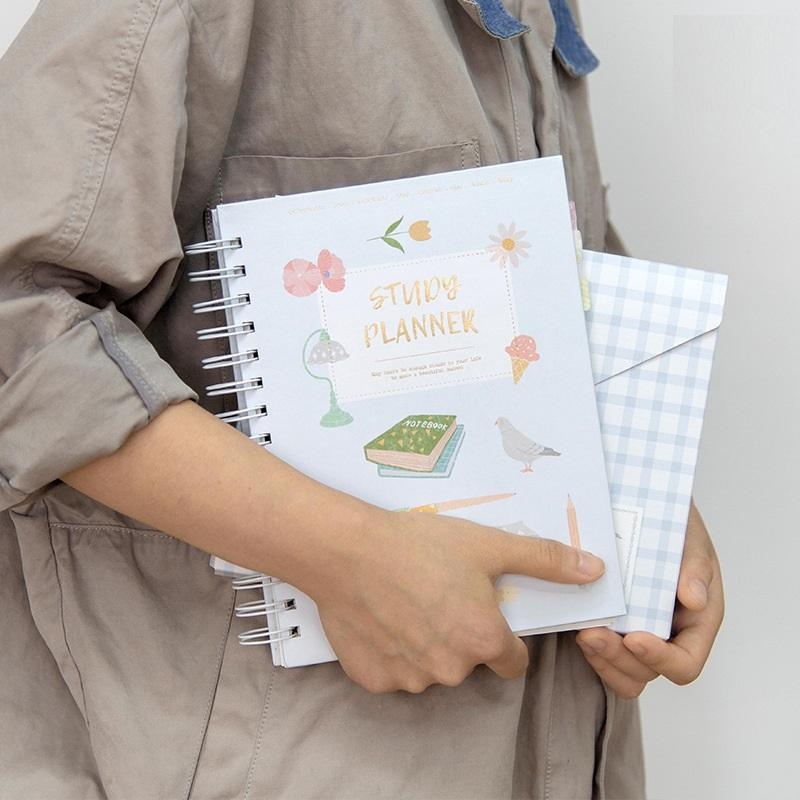 Aesthetic Study Year-Long Planner