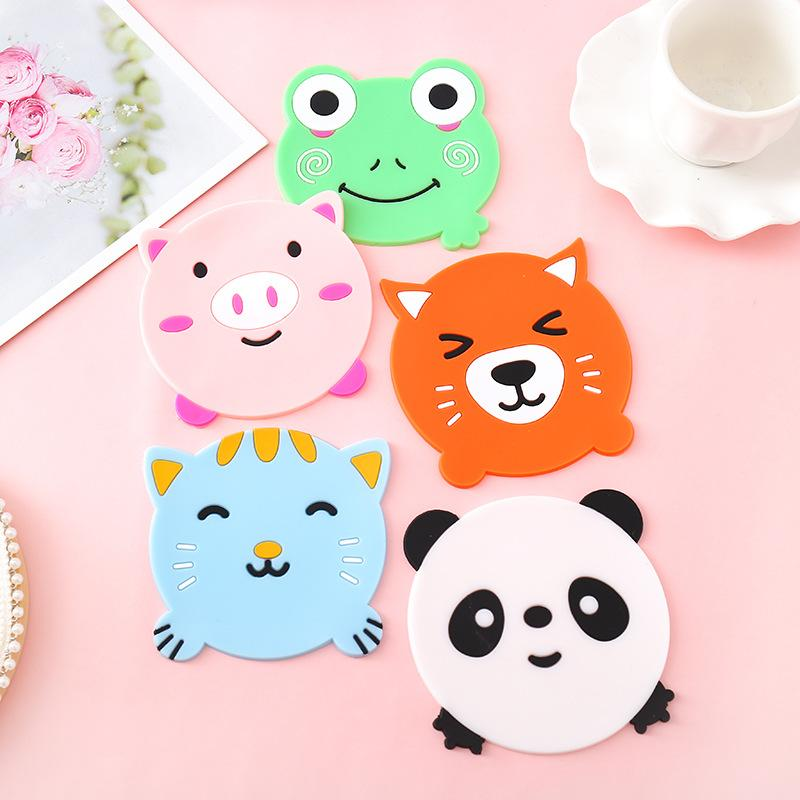 Cute Animal Shapes Coaster